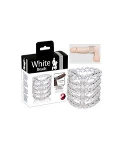 Manson-White-Beads