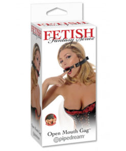 Fetish Feries Open Mouth Gag