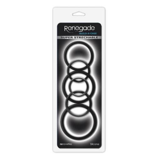 Inele Renegade - Build-A-Cage
