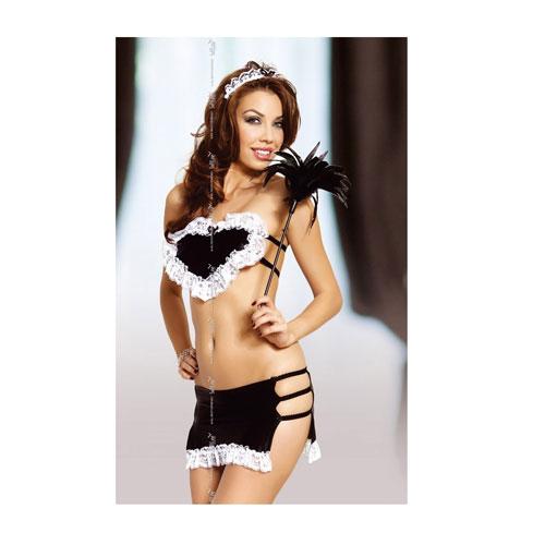 Costum-Amber-Black