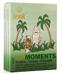 Prezervative-Amor-Wild-Moments-cu-striatii
