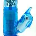 Vibrator-Twinturbo-Dolphin-Blue-Perle