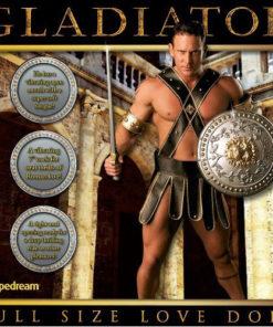 Papusa-Gladiator-Ambalaj