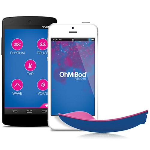 Stimulator OhMiBod BlueMotion Nex1
