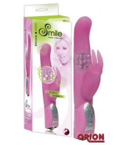 Vibrator Rabbit Smile Pearl