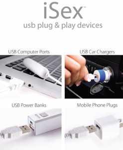Vibrator-Punct-G-iSex-USB-Incarcare