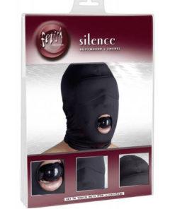 Masca-si-Calus-Silence