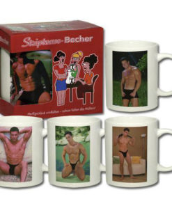 Cana-Striptease-Becher