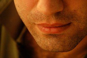 lips man