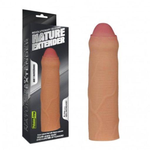 Manson Penis Revolutionary Silicone Nature Extender sex shop