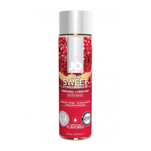 Lubrifiant JO H2O Sweet Pommegranate