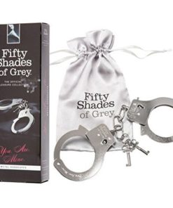 Set Catuse Fifty Shades of Grey