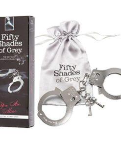 Set Catuse Fifty Shades of Grey