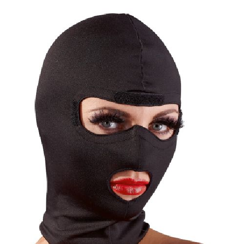 Masca Neagra Blindfold Fetish Collection negru
