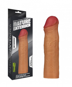 Prelungitor Penis Silicon Nature Extender Lovetoy