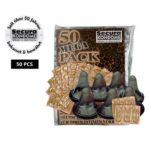 Prezervative Secura Black Power cu Aroma de Ciocolata