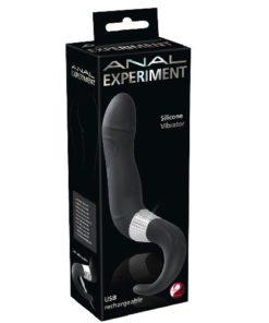 Vibrator Anal Experiment You2Toys din Silicon