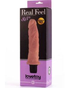 Vibrator Cyberskin Real Feel 8.5 Inch ambalaj