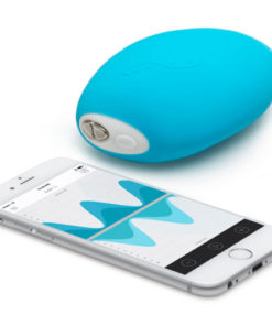 Vibrator App Controll We Vibe Wish Pebble Blue