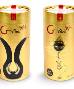 Vibrator Punct G GVibe Mini Gold