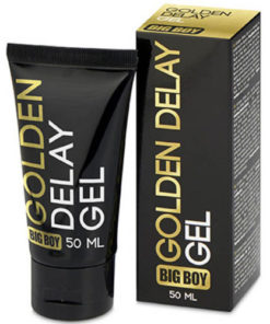 Gel pentru Ejaculare Precoce Golden Delay Big Boy