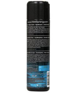 Lubrifiant hibrid Wet Synergy Cool Tingle 100 ml