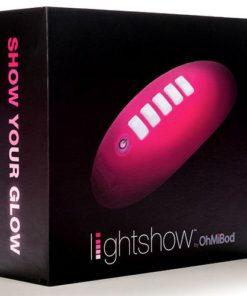 Stimulator Clitoris OhMiBod Lightshow ambalaj