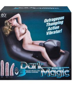 Masina de sex Dark Magic ambalaj