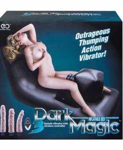 Masina de sex Dark Magic ambalaj