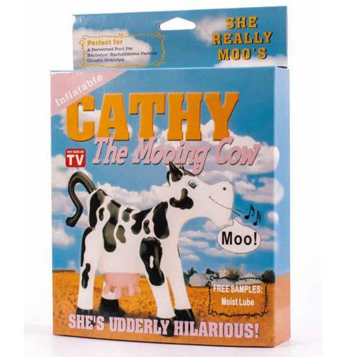 Papusa de sex Vaca Cathy ambalaj
