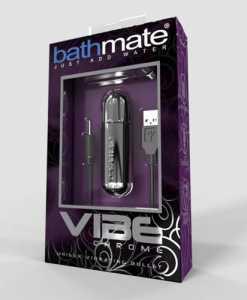 glonte vibrator Vibe Chrome Bathmate ambalaj