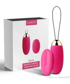 ou vibrator wireless Elva Svakom ambalaj