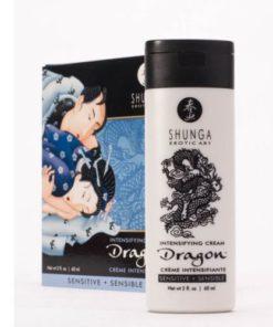 Crema pentru erectie Dragon Sensitive Shunga