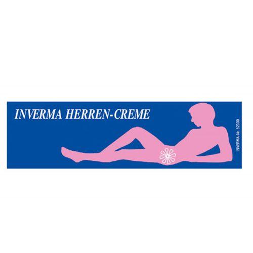 Crema pentru erectie Inverma Herren Creme ambalaj