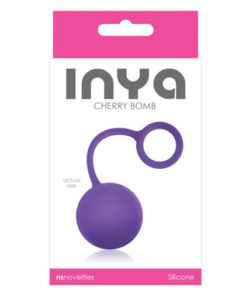 bile vaginale Inya Cherry Bomb mov ambalaj