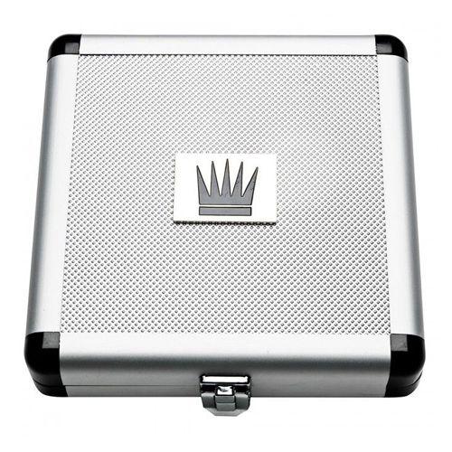 dispozitiv pentru marirea penisului JES Extender Titanium valiza inchisa