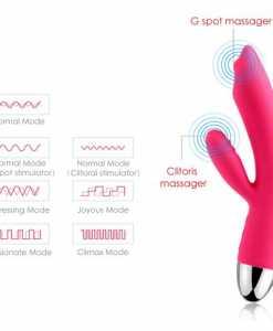 vibrator rabbit Trysta Svakom functii