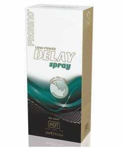 spray pentru ejaculare precoce Long Power Delay ambalaj