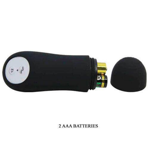 Butt Plug Anal Stimulation Plug Pretty Love baterii