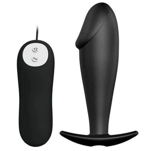 Butt Plug Anal Stimulation Plug Pretty Love cu telecomanda