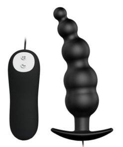 Butt Plug cu Vibratii Special Anal Stimulation