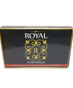 Capsule Royal erectie