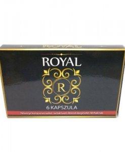 Capsule Royal erectie
