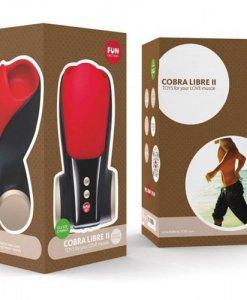 Masturbator Cobra Libre 2 ambalaj