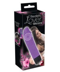 Vibrator Realistic Lover