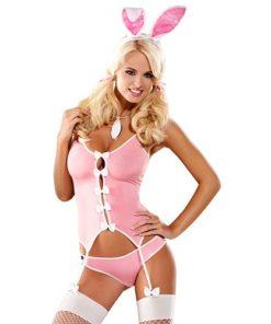 Costum Iepuras Obsessive Bunny