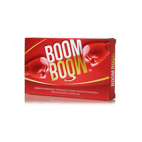 Capsule Boom Boom