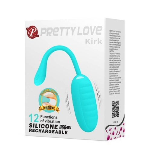 Ou vibrator Pretty Love Kirk Turcoaz sex shop