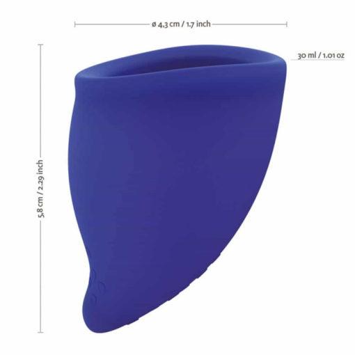 Cupa Menstruala din Silicon Fun Cup Size B jucarii intime