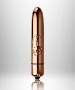 Mini vibrator 10 Speed Rose Gold Rocks Off